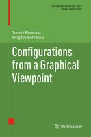 New advanced textbook on configurations by T. Pisanski and B. Servatius
